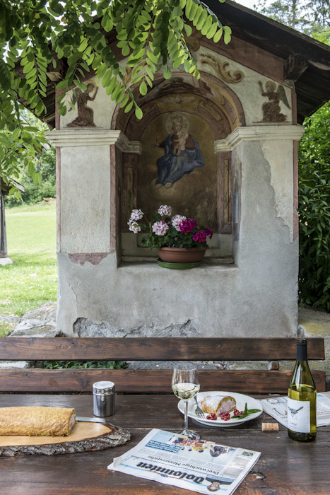 Stefano Scatà Food Lifestyle and Interiors photographer - Restaurants with kitchengarden in South Tyrol