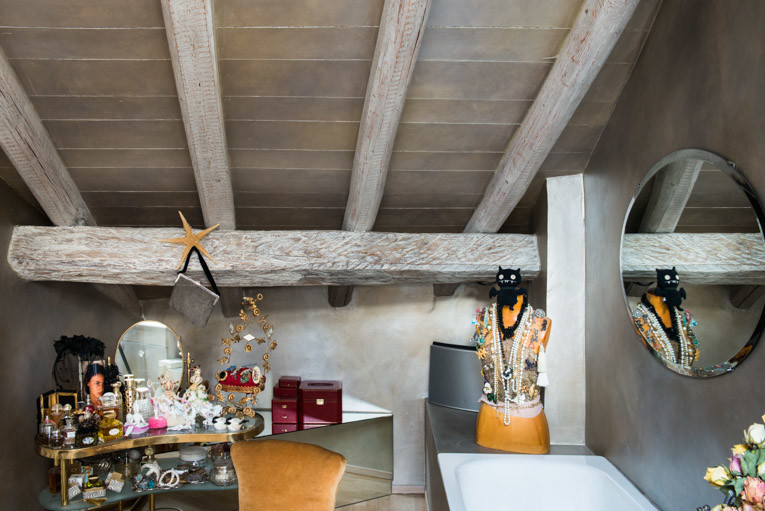 Stefano Scatà Food Lifestyle and Interiors photographer  The Collector house in Bologna