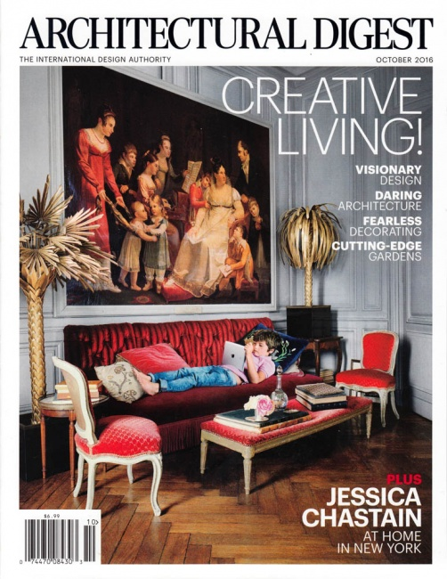 Stefano Scatà Food Lifestyle and Interiors photographer  ARCHITECTURAL DIGEST October 2016