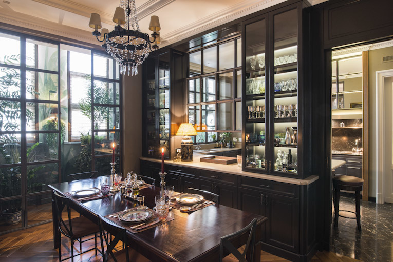 Stefano Scatà Food Lifestyle and Interiors photographer  Penthouse in Milan