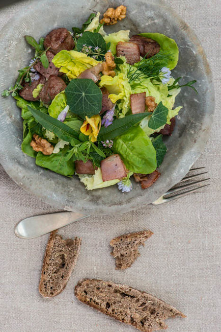 Stefano Scatà Food Lifestyle and Interiors photographer  Salads