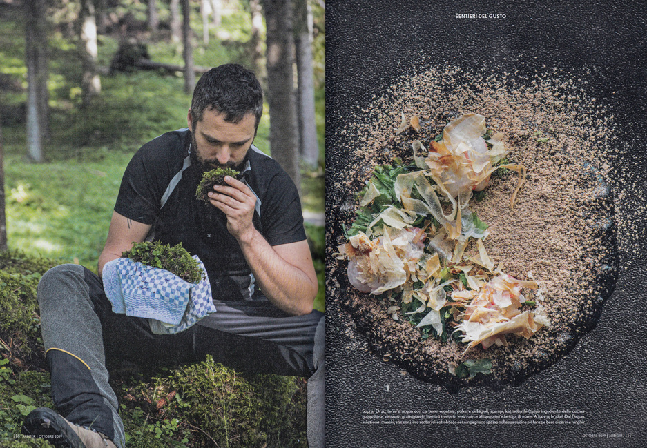 Stefano Scatà Food Lifestyle and Interiors photographer  ARBITER Ottobre 2019