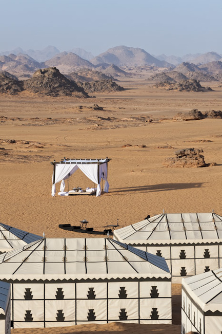 Stefano Scatà Food Lifestyle and Interiors photographer  Libyan Tent Camps