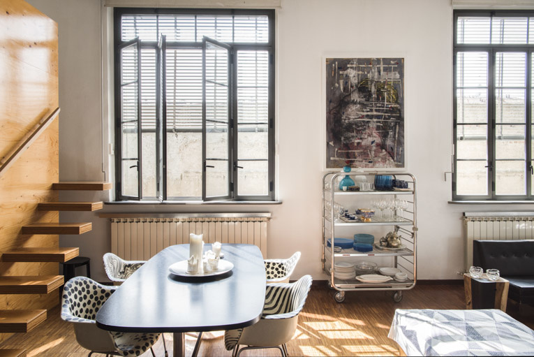 Stefano Scatà Food Lifestyle and Interiors photographer  Interior Designer Gian Paolo Venier's house in Milan