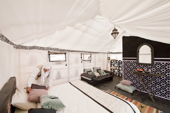 Stefano Scatà Food Lifestyle and Interiors photographer - Libyan Tent Camps