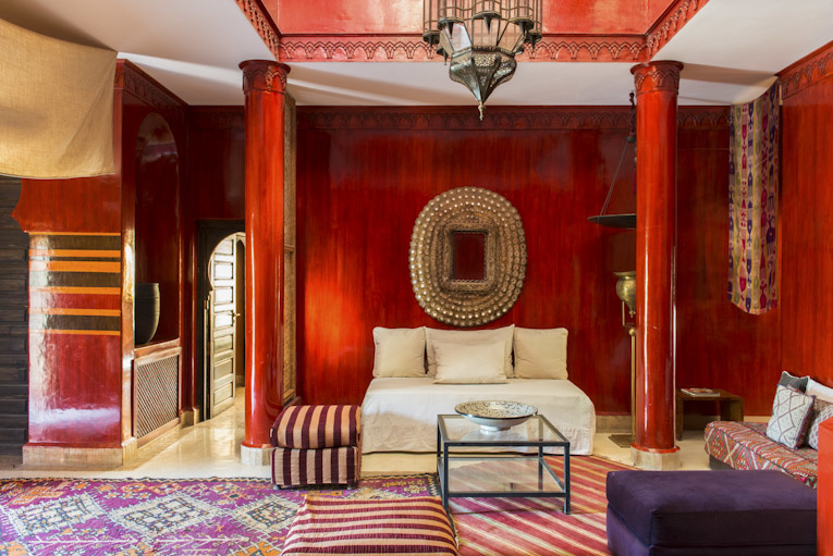 Stefano Scatà Food Lifestyle and Interiors photographer - Villa Jnane,Marrakech