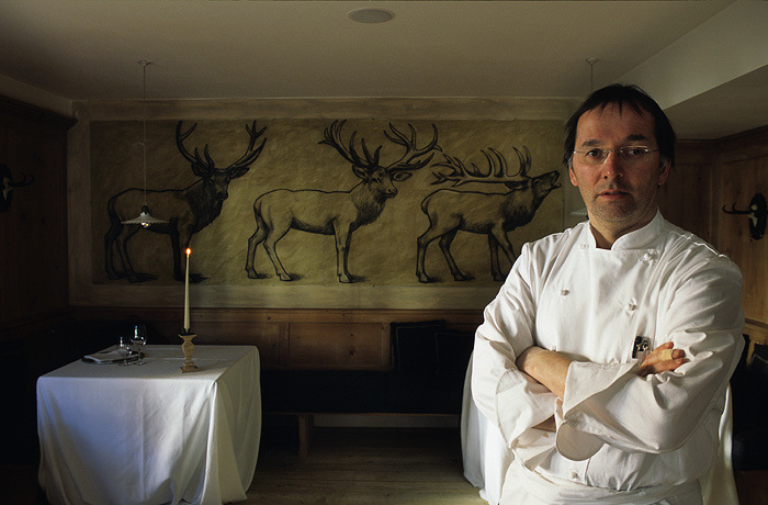 Stefano Scatà Food Lifestyle and Interiors photographer  Hotel Rosa Alpina in San Cassiano
