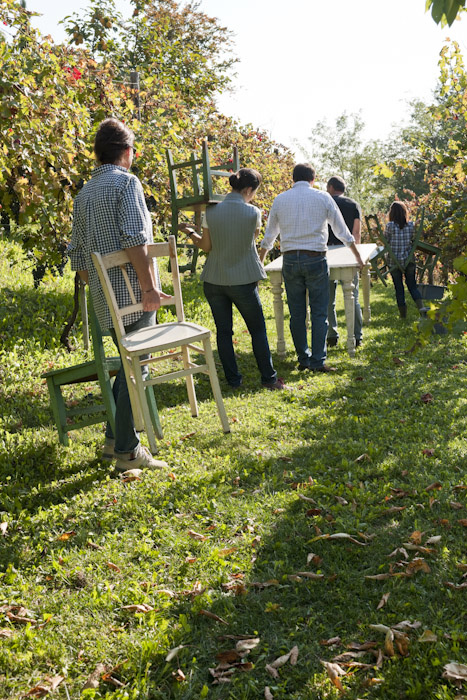 Stefano Scatà Food Lifestyle and Interiors photographer  Picnic under the vineyards