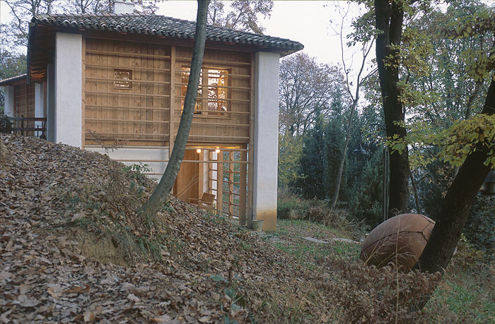Stefano Scatà Food Lifestyle and Interiors photographer  House in the wood