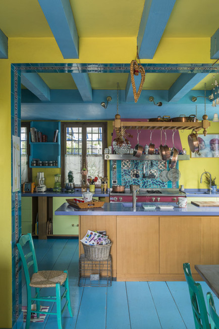 Stefano Scatà Food Lifestyle and Interiors photographer  Michela Goldschmied's house in Asolo