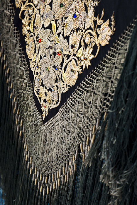 Stefano Scatà Food Lifestyle and Interiors photographer - Sardinian hand made shawls and  embroideries