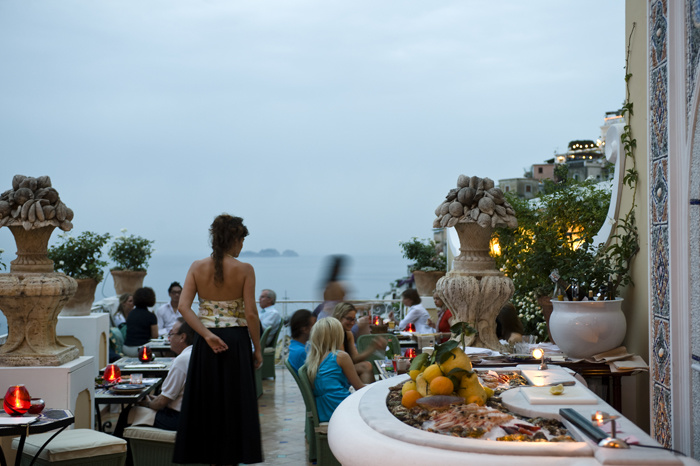 Stefano Scatà Food Lifestyle and Interiors photographer  Albergo Le Sirenuse - Positano
