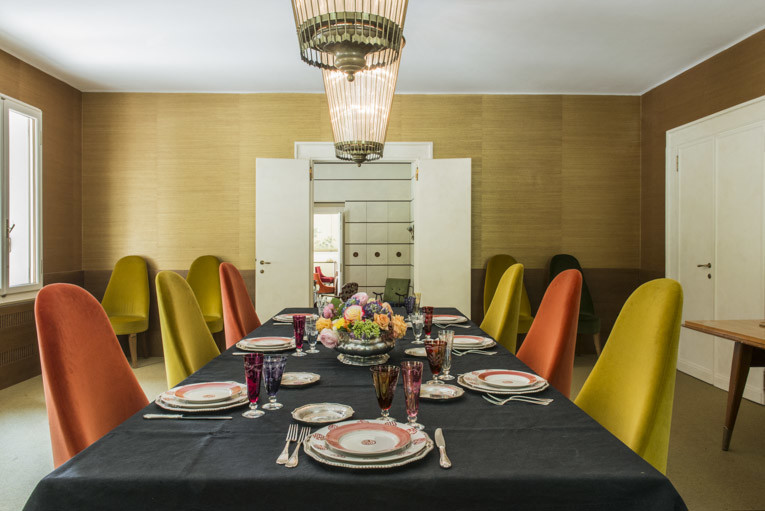 Stefano Scatà Food Lifestyle and Interiors photographer  Art Deco House