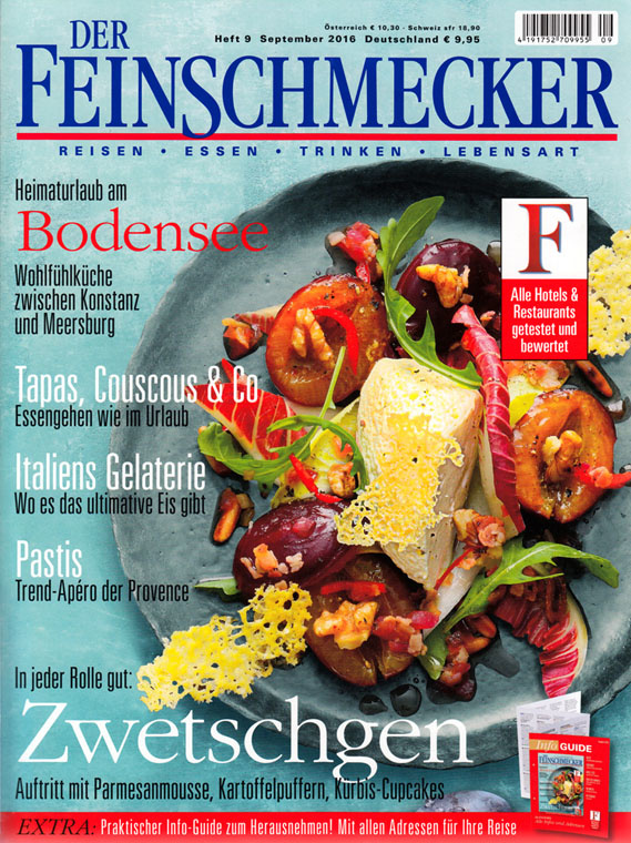 Stefano Scatà Food Lifestyle and Interiors photographer - DER FEINSCHMECKER September 2016