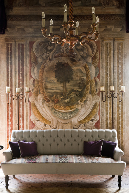 Stefano Scatà Food Lifestyle and Interiors photographer  Villa Manin