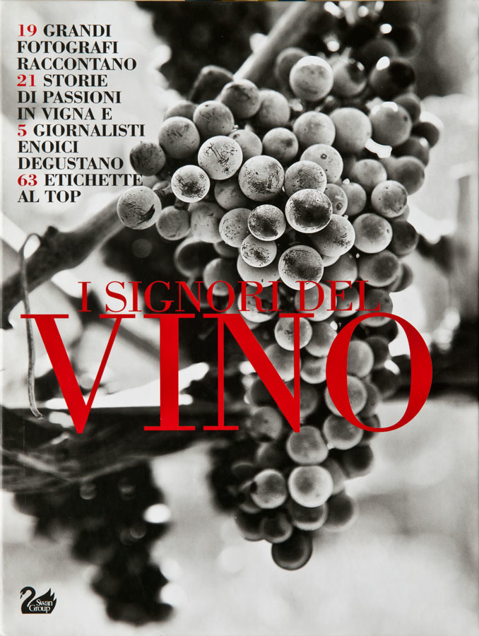 Stefano Scatà Food Lifestyle and Interiors photographer  I signori del vino