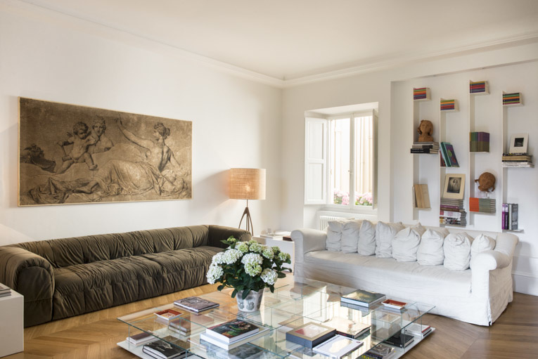 Stefano Scatà Food Lifestyle and Interiors photographer - Passerin d'Entreves home in Florence