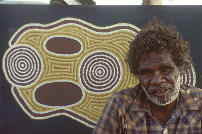 Stefano Scatà Food Lifestyle and Interiors photographer  Aboriginal art in Australia