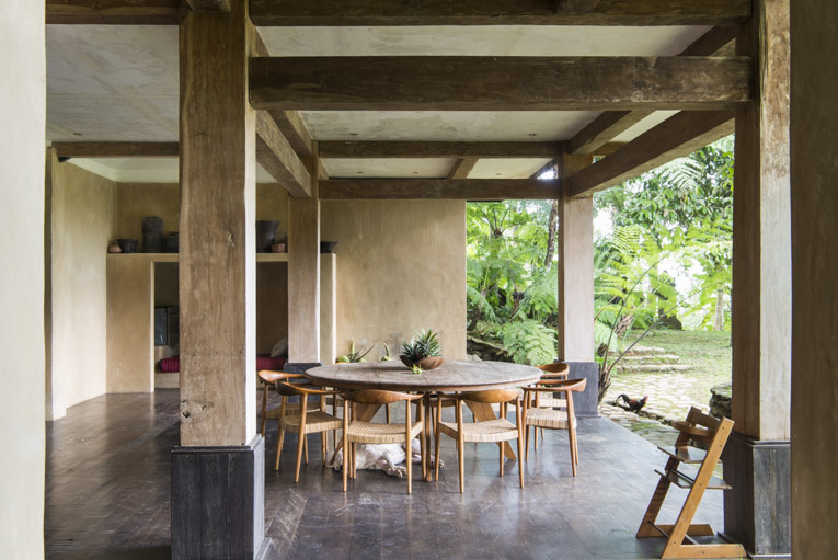 Stefano Scatà Food Lifestyle and Interiors photographer  Sebastian Mesdag's house in Bali