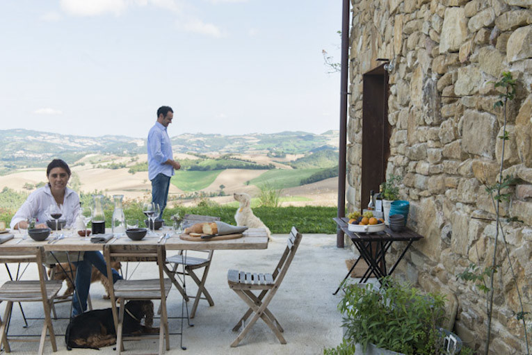 Stefano Scatà Food Lifestyle and Interiors photographer  Marches itinerary