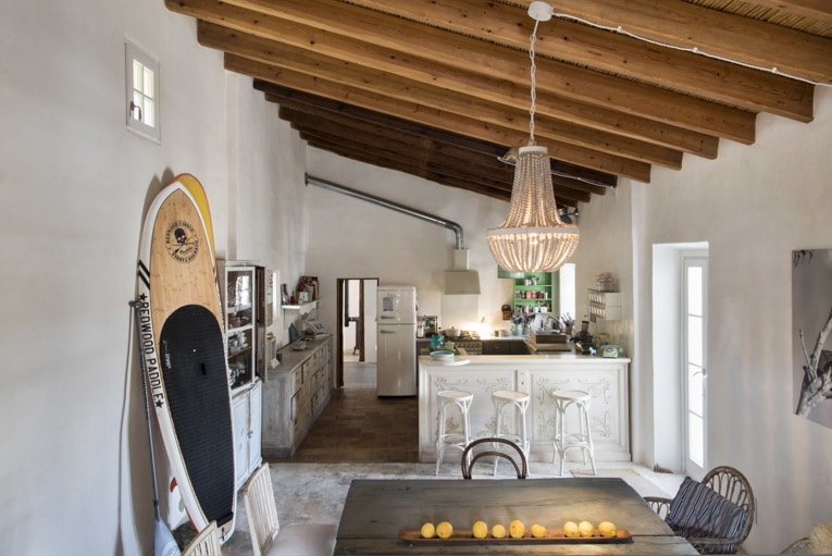 Stefano Scatà Food Lifestyle and Interiors photographer  Katja Wohr's house in Palma di Maiorca
