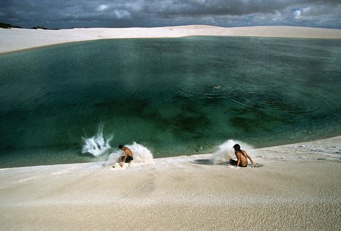 Stefano Scatà Food Lifestyle and Interiors photographer  Brazil - Lençois Maranhenses