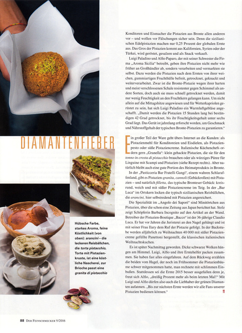 Stefano Scatà Food Lifestyle and Interiors photographer  DER FEINSCHMECKER September 2016