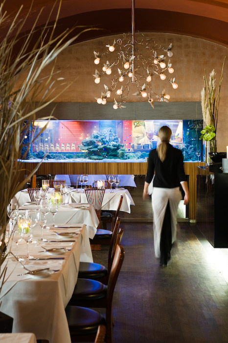 Stefano Scatà Food Lifestyle and Interiors photographer  Dining in Prague