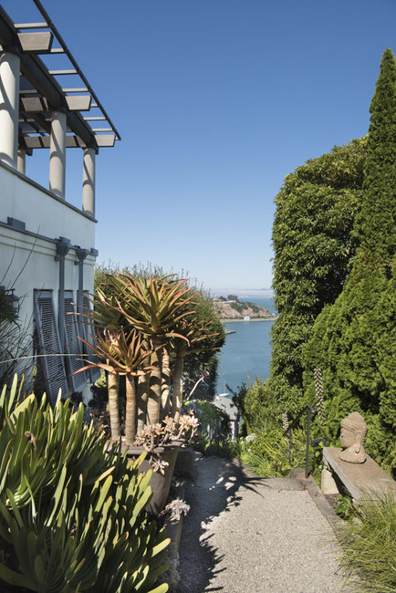 Stefano Scatà Food Lifestyle and Interiors photographer  Paul Wiseman's house in Belvedere Island,San Francisco bay