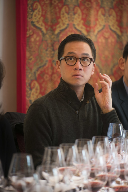 Stefano Scatà Food Lifestyle and Interiors photographer  Tasting Domaine Romanee Conti at 1243 Bourgogne Society