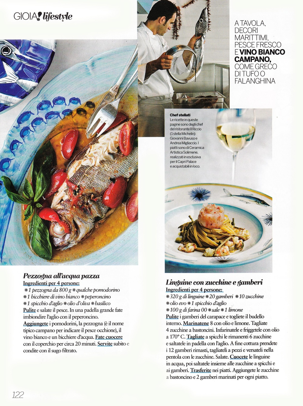Stefano Scatà Food Lifestyle and Interiors photographer - GIOIA Agosto 2018