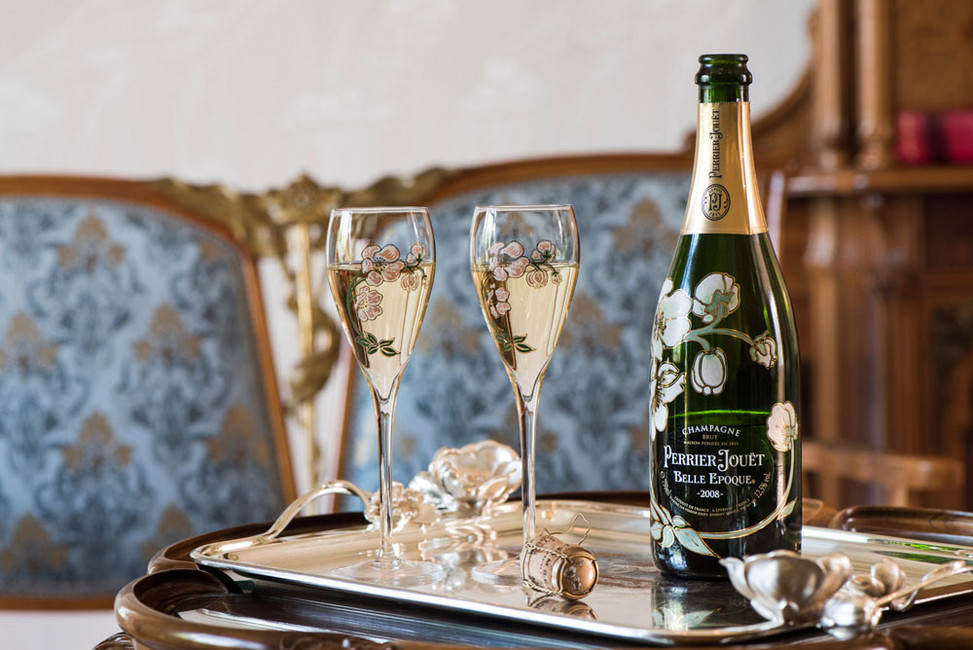 Stefano Scatà Food Lifestyle and Interiors photographer  Maison Belle Epoque by Perrier Jouet in Epernay