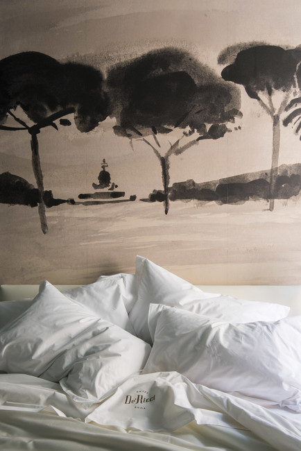Stefano Scatà Food Lifestyle and Interiors photographer  Hotel De Ricci in Rome