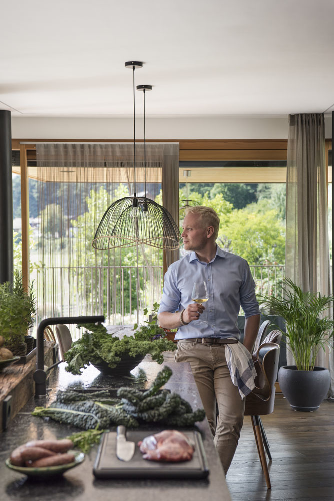 Stefano Scatà Food Lifestyle and Interiors photographer  Rubner Haus
