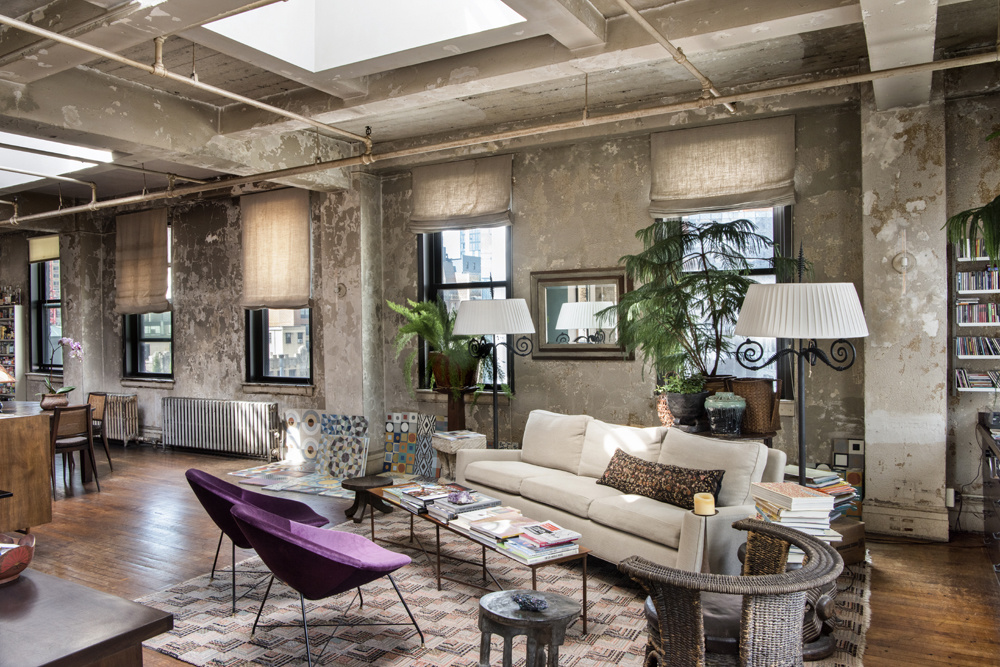 Stefano Scatà Food Lifestyle and Interiors photographer  1920 Penthouse in New York