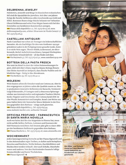 Stefano Scatà Food Lifestyle and Interiors photographer  GEO SAISON Extra Luglio 2018