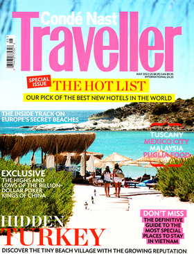 TRAVELLER UK May 2013