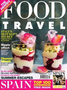 FOOD and TRAVEL Luglio 2013