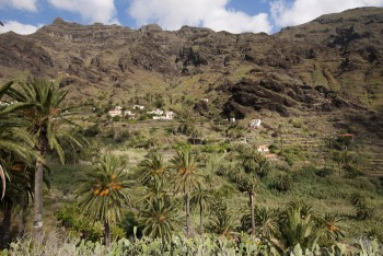 Canary Islands -La Gomera