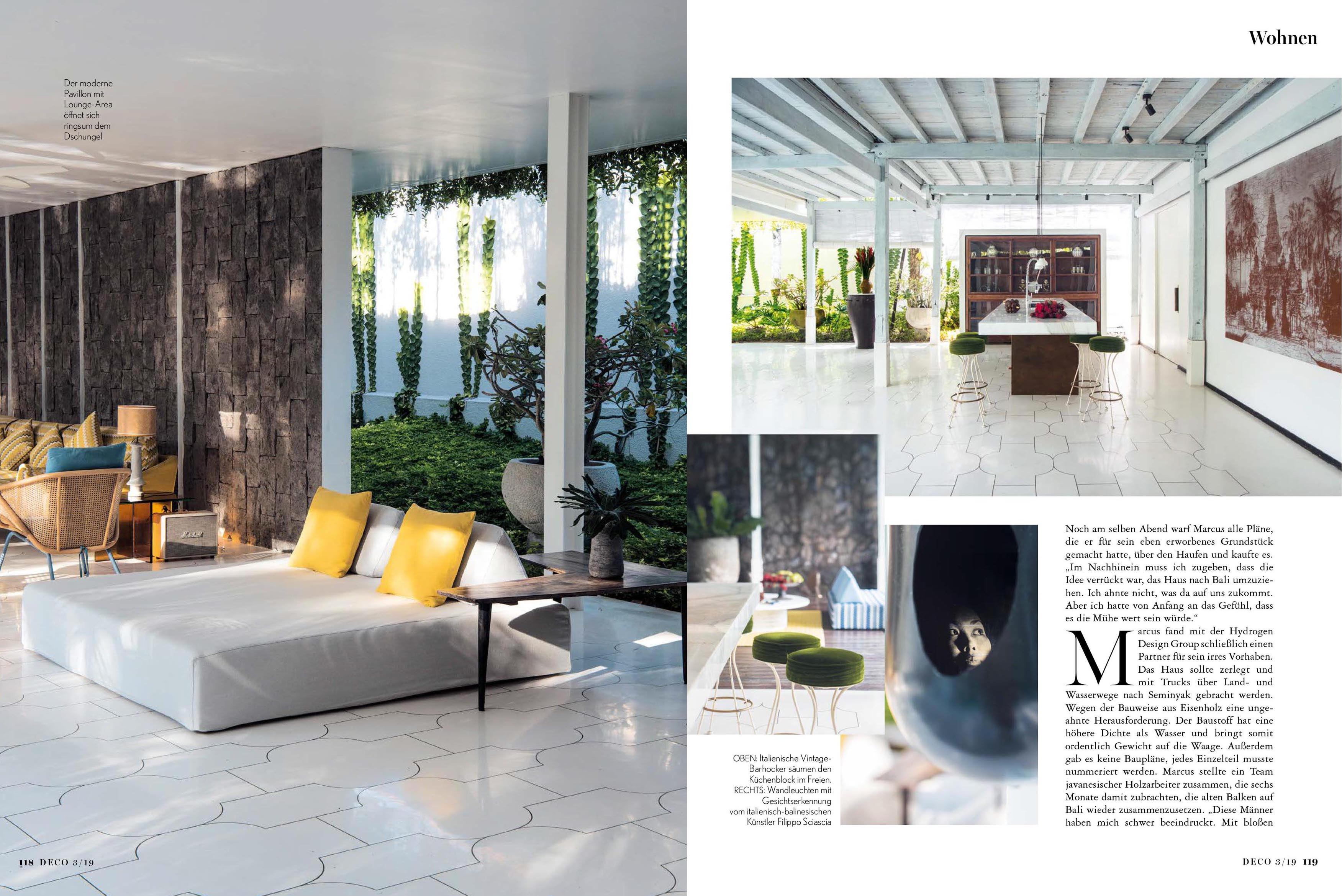 Deco Home June July August 2019